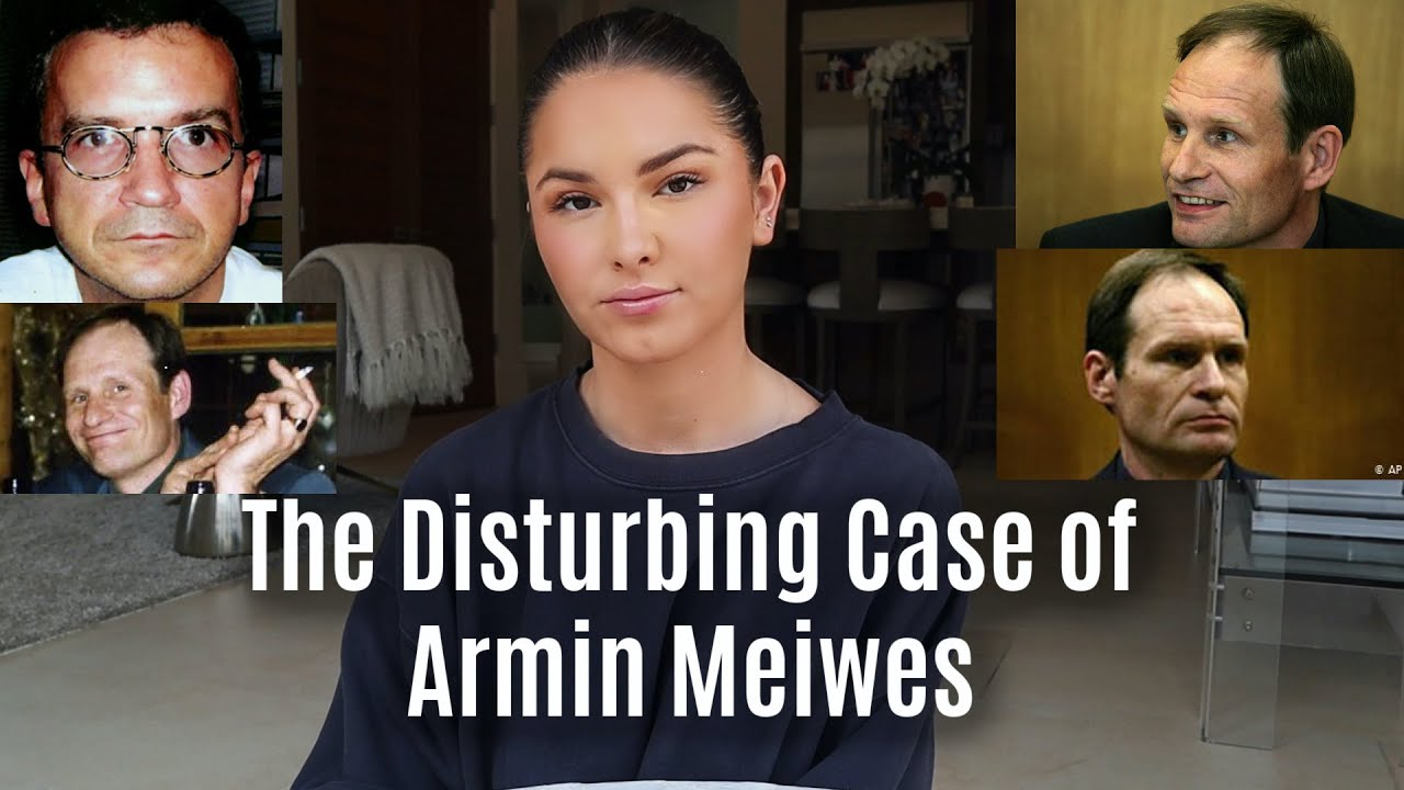 The WICKEDLY Disturbing Case of Armin Meiwes