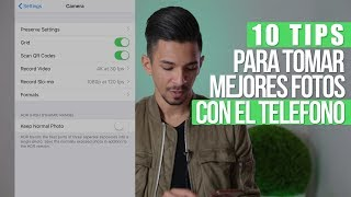 COMO TOMAR MEJORES FOTOS CON TU TELEFONO - 2019