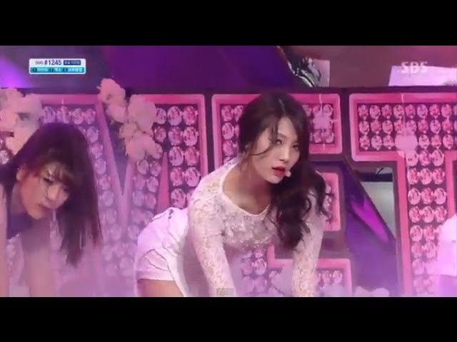 Girl's Day (걸스데이) - Something (썸씽) @ Comeback Stage YouTube