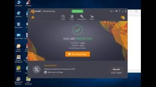 How to active Avast Internet Security 2016 with Licences key