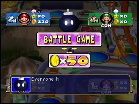 how to play mario party emulator
