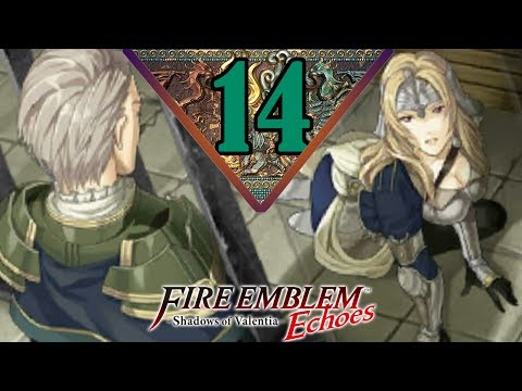 Al rescate de Mathilda I #14 I Fire Emblem Echoes: Shadows of Valentia
