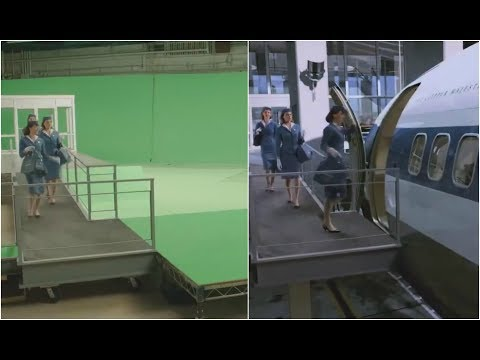 Top Amazing Work in movies (VFX) (CGI) before and after shot