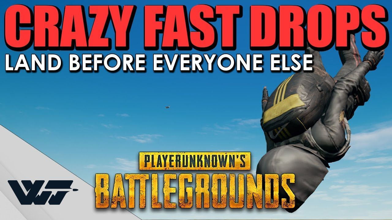PUBG: How to land faster (PC, Xbox One) | Metabomb
