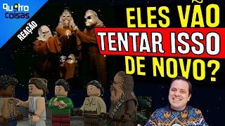 🔮  STAR WARS VAI TENTAR DAR A VOLTA POR CIMA COM UM NOVO ESPECIAL DE NATAL ESTILO LEGO!