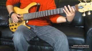 Alf Theme Bass Cover By Chris Macs