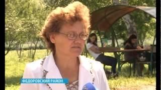 В летних лагерях Башкортостана заканчивается первая смена