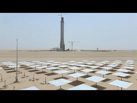 مجمع محمد بن راشد آل مكتوم للطاقة الشمسية في دبي.. محطة جديدة ضمن مشاريع الطاقة المتجددة   …  - نشر قبل 2 ساعة