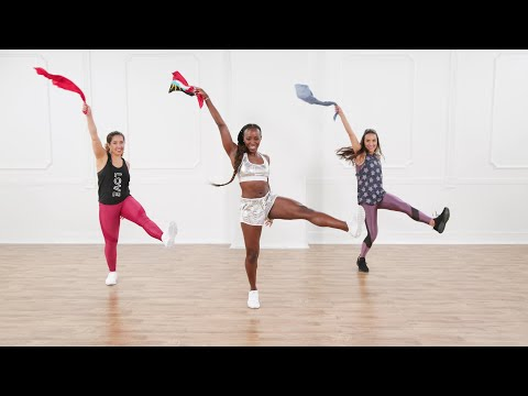This Caribbean Dance Workout Is a Cardio Party