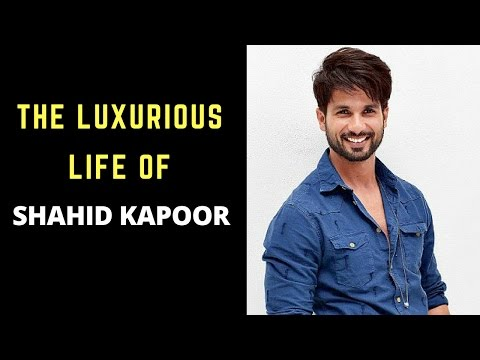 The Luxurious Life Of Shahid Kapoor | Filmy Coffee