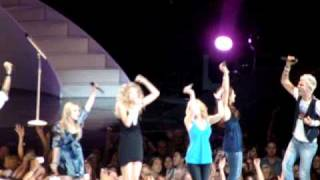 Taylor Swift-I'm Only Me When I'm With You 8/27/09 MSG