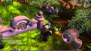 Gameplay World of Warcraft- Mists of Pandaria- Capitulo 1 en Español