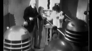 Doctor Who The Daleks 1963 Fan Trailer