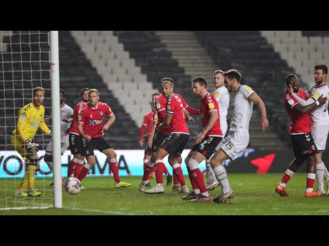 Milton Keynes Charlton Goals And Highlights