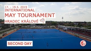 2. day - II. May Tournament 2019
