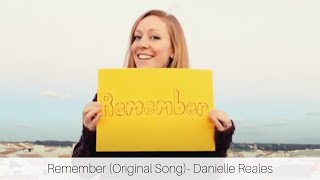 Danielle - Remember (Official Music Video)