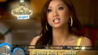 Disney Channel: Dylan & Cole Sprouse, Brenda Song Interview 2009 (Part1)
