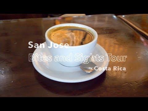 San Jose Bites and Sights Tour - Costa Rica!