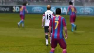 Scholes, Barcelona Vs Manchester United - Pes 2011 In Kaskus