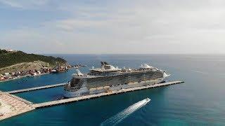 Круиз на самых больших лайнерах в мире