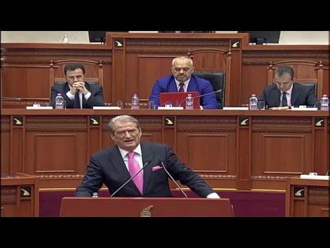 A1 Report  - Videolajm/ Berisha-Ramës: Mos ma prek Çiljetën, s