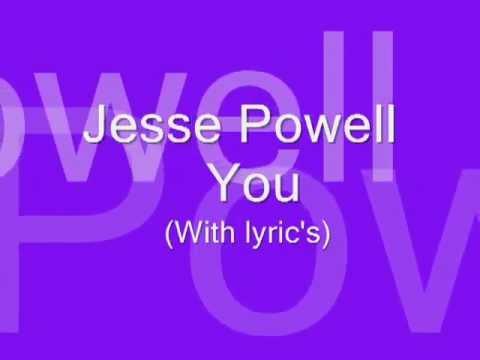 ♥ Best wedding song ♥ Jesse Powell-You W. (lyrics)