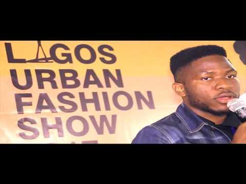 Lagos Urban Fashion Show Press Conference