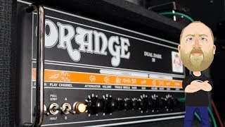 Orange Dual Dark 50 - Demo
