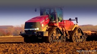 intro case ih quadtrac fendt john deere cat challenger tractors traktoren 2015