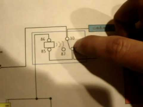 hqdefault how to make a buzz coil part 1 youtube Cat 279C Wiring-Diagram Door Closure at gsmx.co