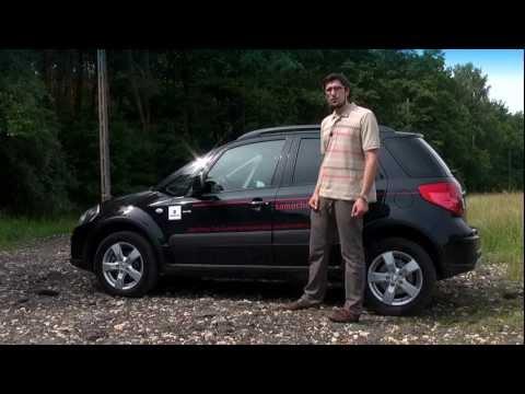 Suzuki SX4 1,6 VVT 4WD - test blog.pgd.pl