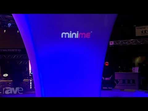 InfoComm 2013: Robe Explains MiniMe Lighting