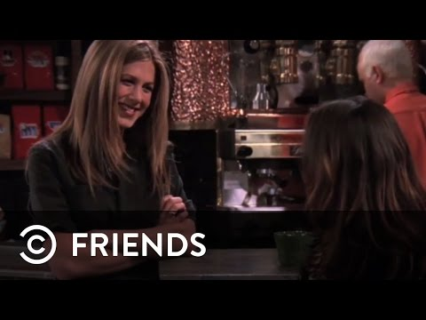 Rachel Punches Joey's Girlfriend Soleil Moon Frye  Friends