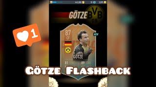 MARIO GÖTZE FLASBACK SBC | FIFA 19 & PACYBITS