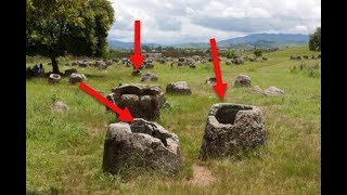 The 'Plain Of Jars' In Laos Is One Of Most Mysterious Places On Earth