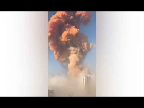 مقابلة حصرية مع ماكسيمليان كونيك الشاب الذي صور لحظة حدوث إنفجار مرفأ بيروت  - نشر قبل 8 ساعة