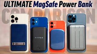 Which iPhone 12 MagSafe Battery Bank Is The BEST?