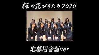 【応募用音源 ver.】桜の花びらたち 2020〜STU48&広島交響楽団〜 / STU48 [公式]