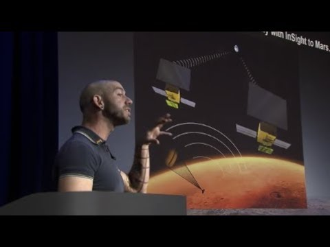 Inside InSight (live public talk)