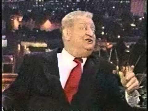 Rodney Dangerfield,Tonight Show 1999