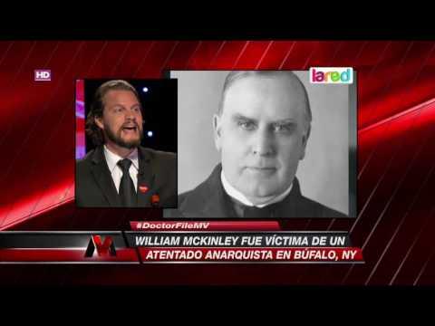 El atentado anarquista que terminó con la vida de William Mckinley