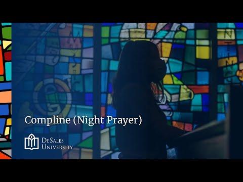 Compline (Night Prayer)