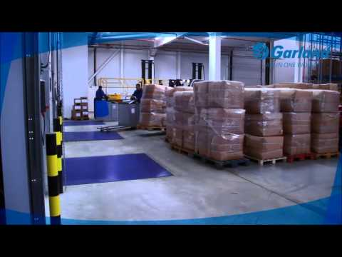 Garland Maia Logistics Centre - Video in English