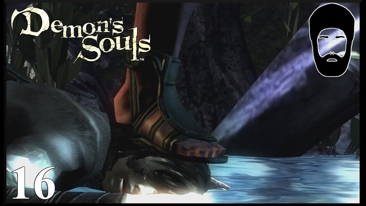Demon's Souls Part 16    Black Phantom Rydell, Selen Vinland & King Allant (Finale)