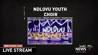 Ndlovu Youth Choir media briefing