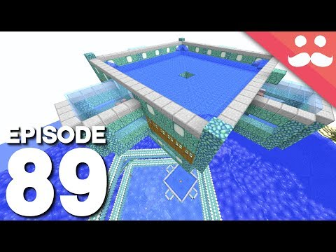Hermitcraft 5: Episode 89 - DUAL IRON FARMS!