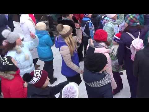 Лыжня России 2017( 2 часть. Гонка и награждение).Город Владимир.