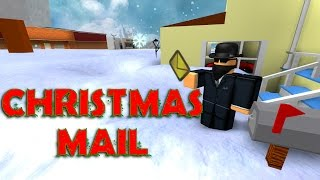 Christmas Mail - A ROBLOX Machinima