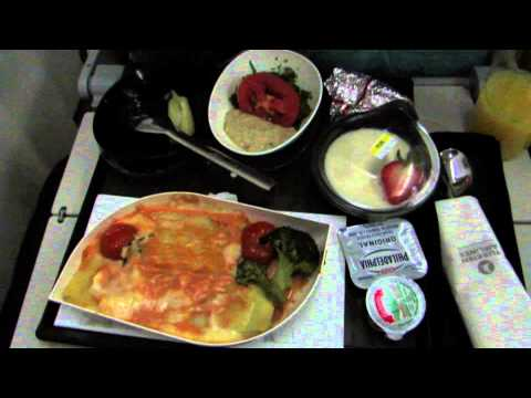 Turkish Airlines A330-300 Economy Class Trip Report