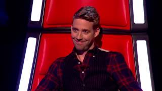 Download Jamie Lovatt performs 'Everybody's Free' - The Voice UK 2014: Blind Auditions 7 MP3 song and Music Video